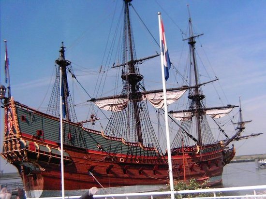 Batavia ship, Lelystad, The Netherlands, 2007Batavia was a ship of the Dutch East India Compan