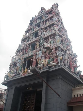 Singapore Temple Picture on Sri Mariamman Temple   Singapore   Reviews Of Sri Mariamman Temple