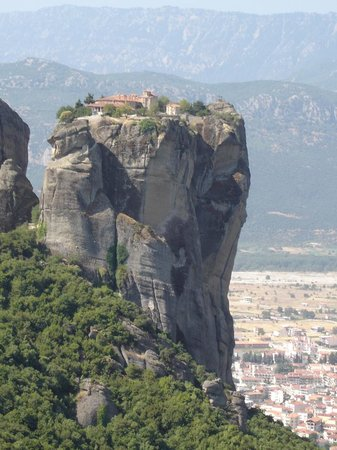 Nikiti, Greece: Meteora