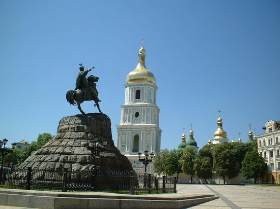 Kiev, Ucraina: Santa Sofia