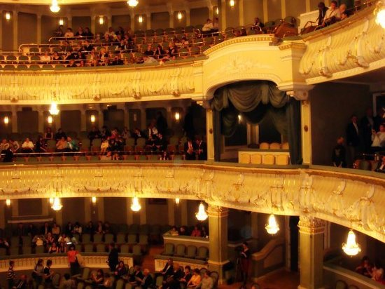 Moscow, Russia: Bolshoi Theater