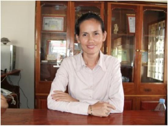 Victoria Hotel: General Manager