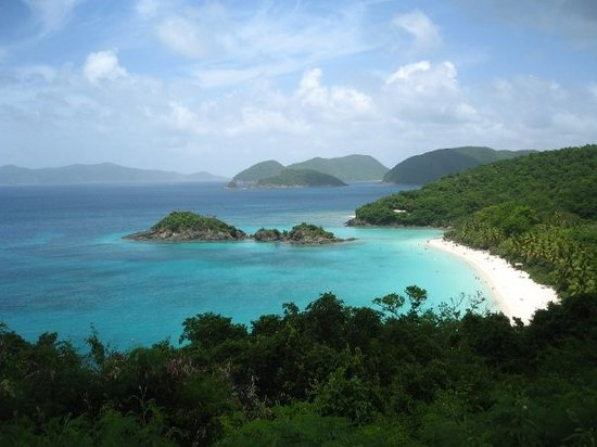 Virgin Islands National Park, Σεν Τζον: St. John, U.S. Virgin Islands, Caribbean