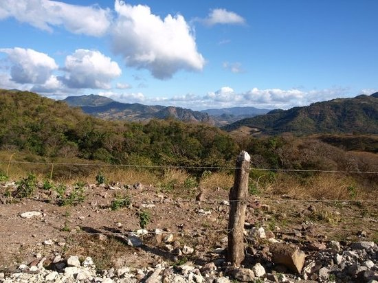 central highland: near Jinotega and Matagalpa
