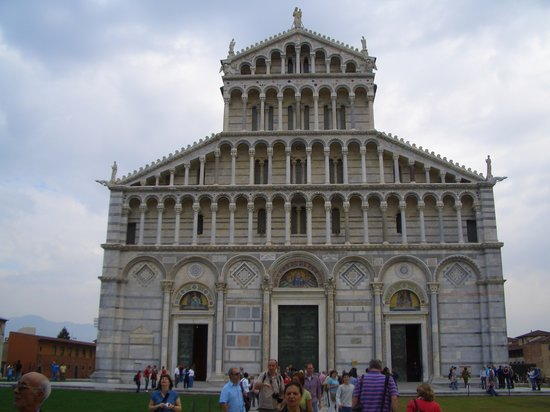 Pisa, Italy: 
