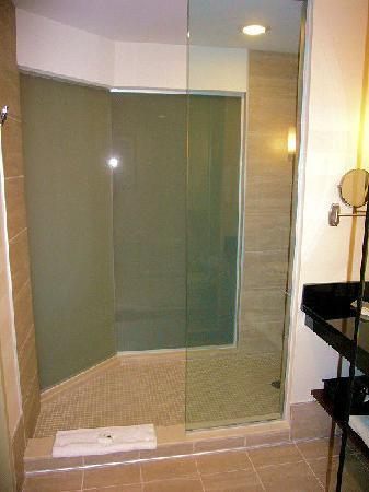 Jumers Casino Hotel: shower