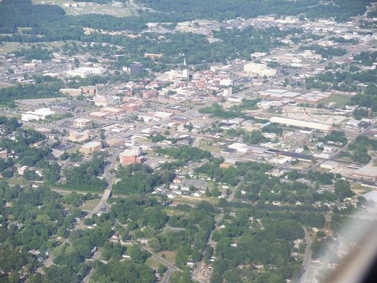 Downtown Fayetteville