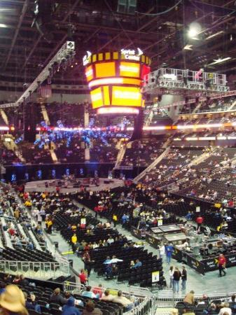 Inside The Sprint Center Picture Of Kansas City