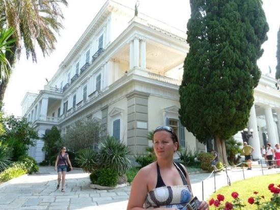 The Achilleion Palace - Picture of Sissis Palace ...