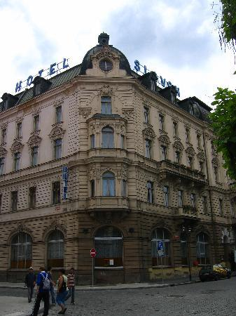 Photo of Hotel Slovan Plzen
