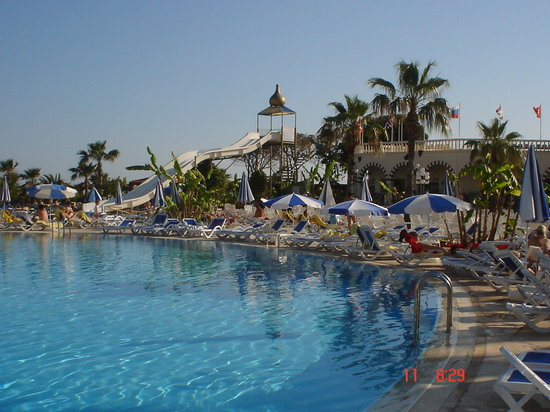 Belek, Turkey: la piscine