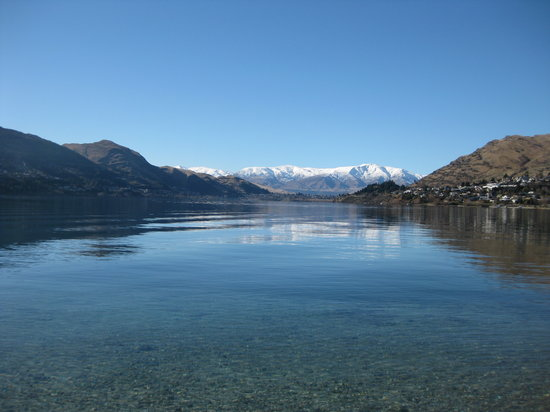 Queenstown, Yeni Zelanda: Lake