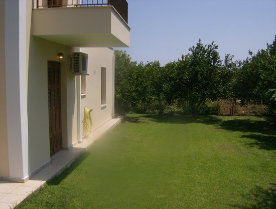 Gikas Holidays Club: Gikas Studio Villas -- Ground Floor View