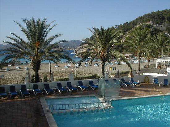 Grupotel Cala San Vicente: The pool