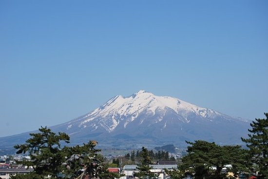Hirosaki, Japan: Mount Iwaki