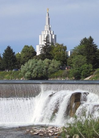 Idaho Falls. 