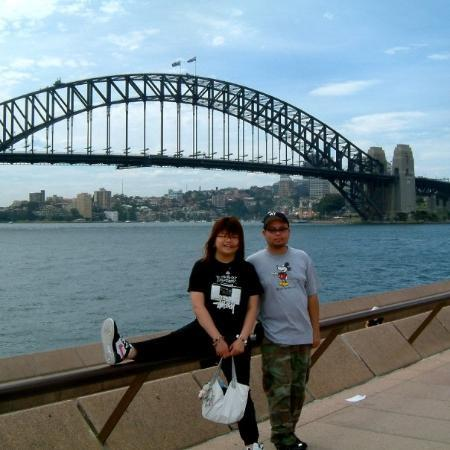 Sydney Harbour Bridge, Australia / November 2004.