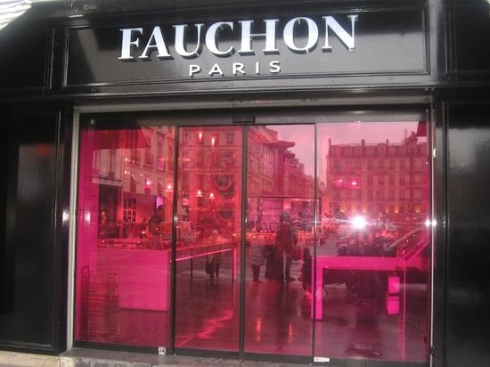 Fauchon Paris France Address Phone Number Specialty