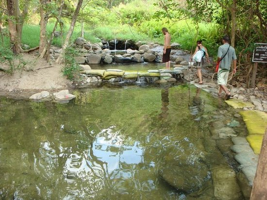 Pai Hot Springs - Pai - Reviews of Pai Hot Springs ...