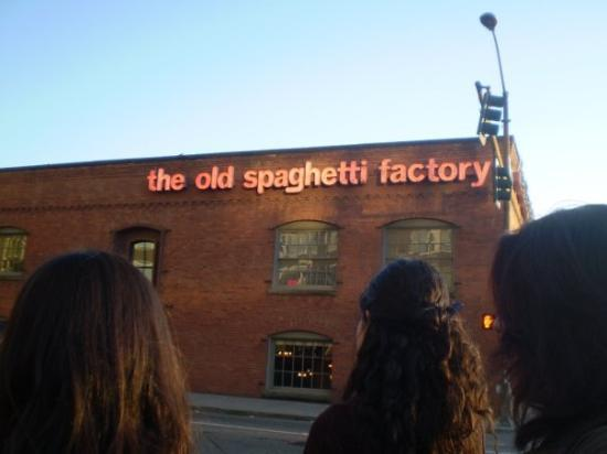 Get info on The Old Spaghetti Factory in Seattle, WA Read 45 reviews, view ratings, photos and more. This is a quirky pasta place in an old building that pr 64%(25).