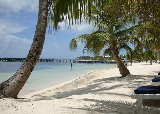 San Pedro, Belize : Beachwalk