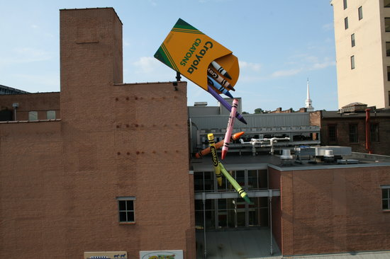 The Crayola Factory