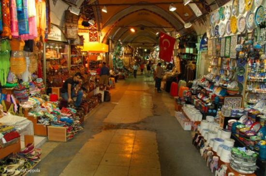 Grand Bazaar (Kapali Carsi) (Istanbul, Turkey): Address ...