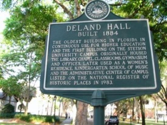 Stetson University Deland Fl Address Educational Site Reviews Tripadvisor