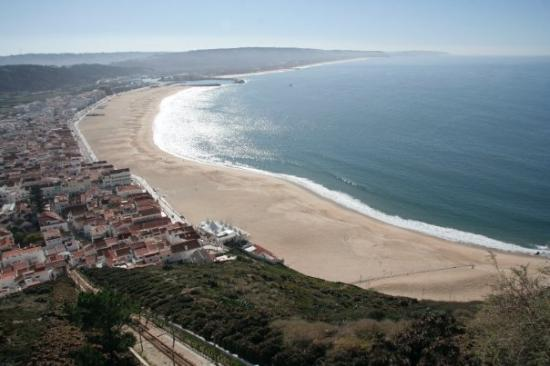 Alcobaca, Portugal: Nazar, Portugal