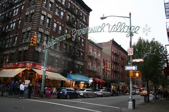 Foto Greenwich Village, New York City