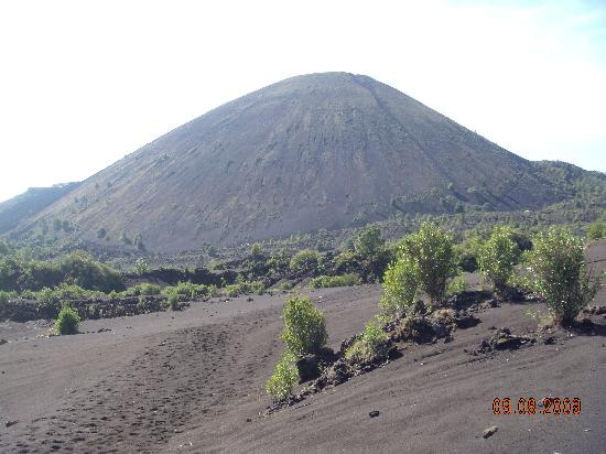      , : Volcano View