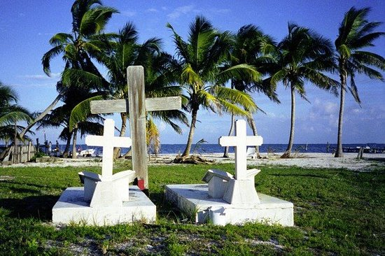 This photo was taken on the little, very laid back island of Caye Caulker, Belize. I have severa