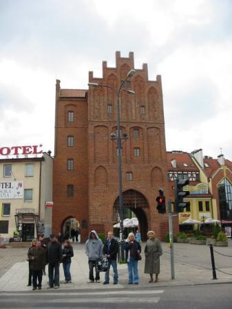 Hotels Olsztyn