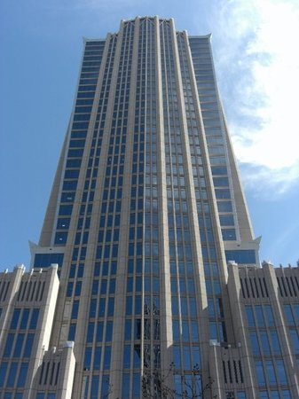 Charlotte, Caroline du Nord : The Hearst Tower