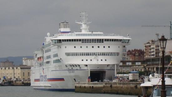 Mv Pont Aven Picture Of Brittany Ferries Plymouth