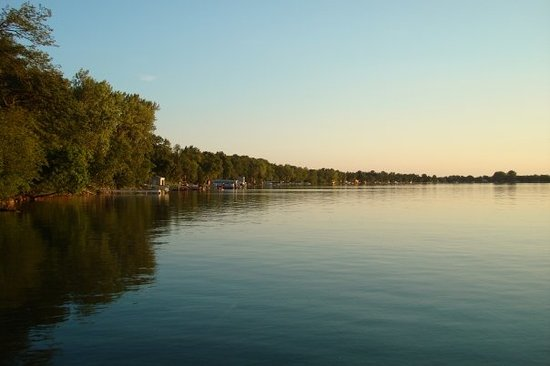 "Detroit Lakes, MN: The ""coast""."