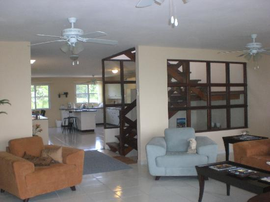 Humacao, Puerto Rico: The family room