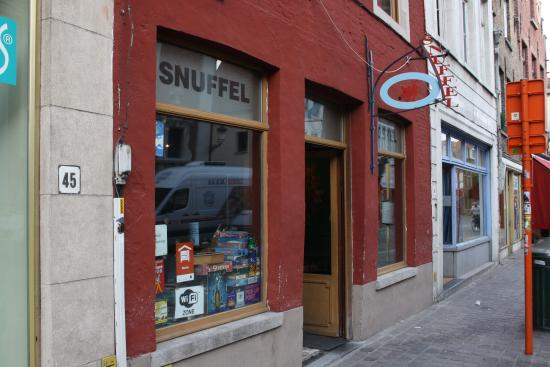 Photo of Snuffel Backpacker Hostel Brugge