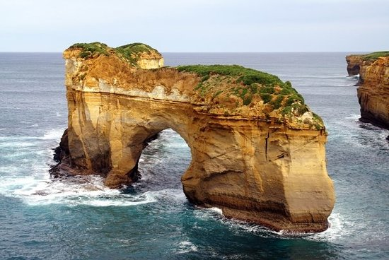 Port Campbell, Australie : Great Ocean Road, 2005 