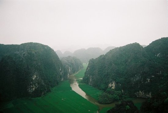 Hotel di Ninh Binh