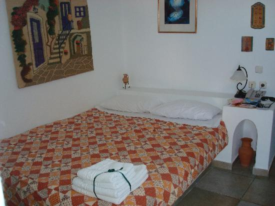 Afroessa Hotel: Room1