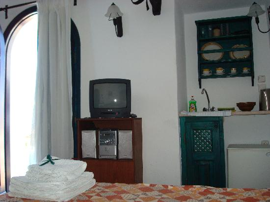 Afroessa Hotel: Room2