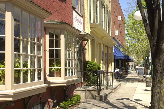 Streetscape, Market Street, Lewisburg