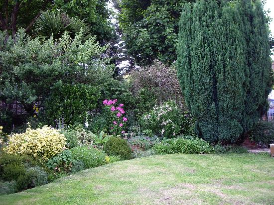 Brixham, UK: Le Jardin