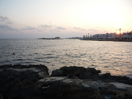 Paphos Sunset