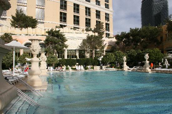 Bellagio Pool Review