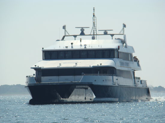 Hyannis, MA: Steamship Authority