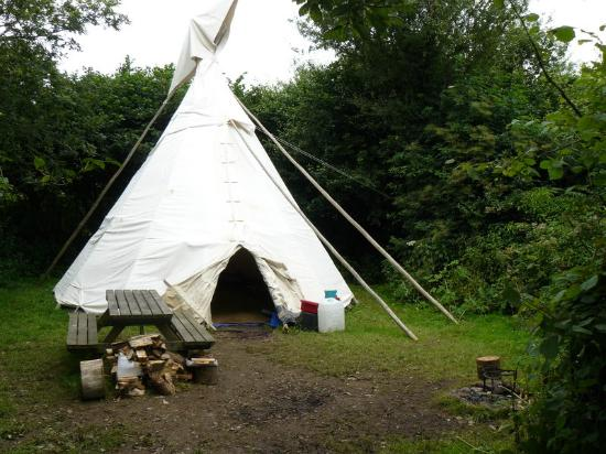 Cornish Tipi Holidays