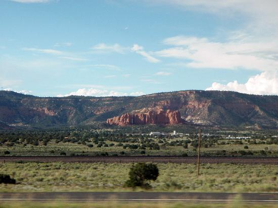 Route 66 Casino Hotel: NM Scenery