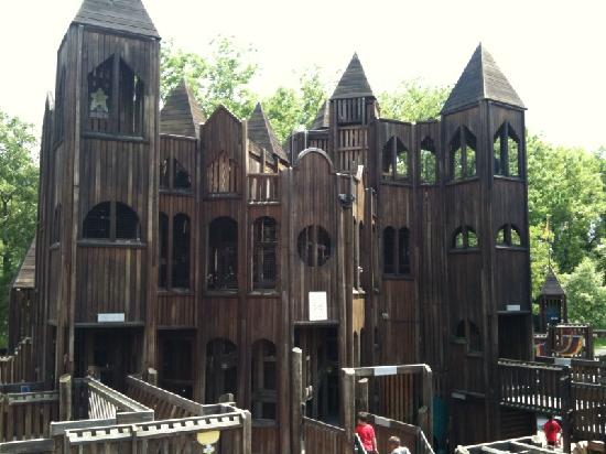 Doylestown, Pensilvania: Kid's Castle